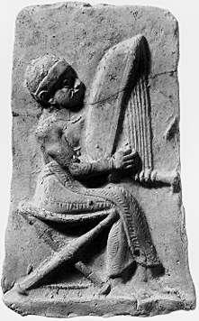arpista babilonico